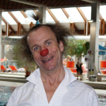Charity Schwimmen mit den CliniClowns