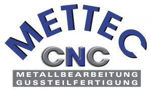 Logo METTEC CNC